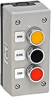 MMTC 3BXT Nema 4 Exterior Three Button Surface Mount Control Station