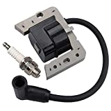 Wellsking 34443A 34443 Ignition Coil Module fits Tecumseh 34443B 3443C 34443D Toro OH195XP OHH45 OHH50 OHH55 OHH60 Craftsman Yardman 6.75HP 6.5HP Lawnmower Snowblower