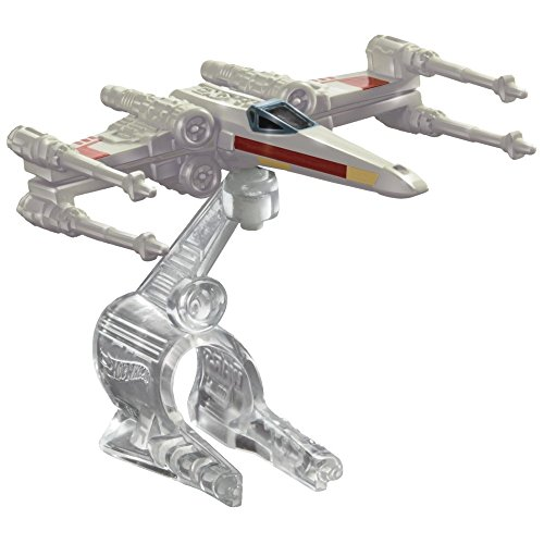Hot Wheels Mattel Raumschiff Star Wars X-Wing (CKR61)