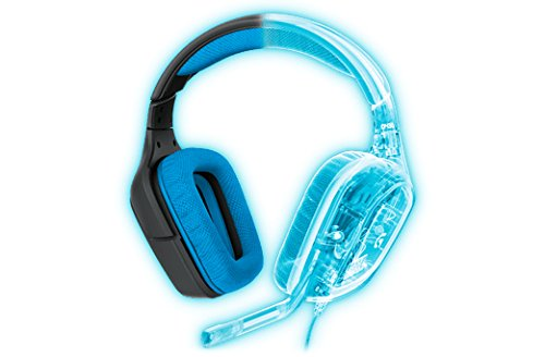 Logitech 981-000536 G430 7.1 Gaming Headset with Mic
