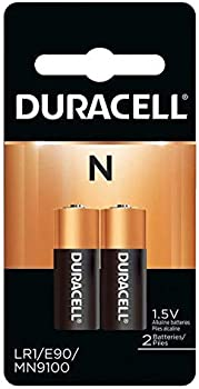 2-Pack Duracell Coppertop Alkaline Medical Battery