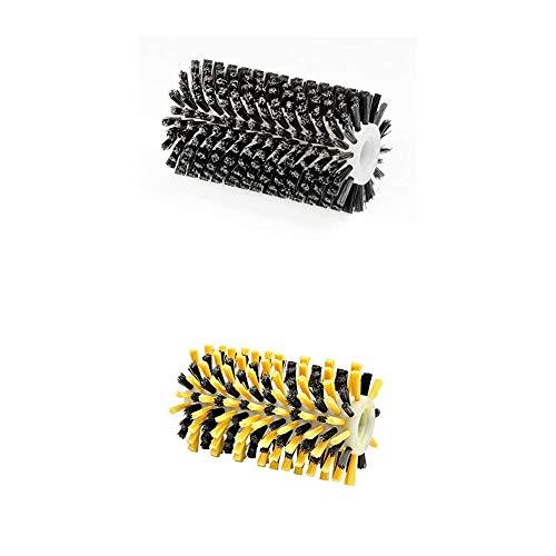 Gloria Steinbürste Medium für alle Brush Geräte außer Weedbrush + Holzbürste Universal für MultiBrush speecontrol, MultiBrush li-on und PowerBrush speedcontrol
