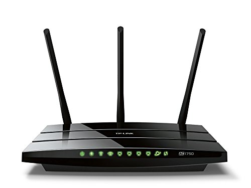 Bianco IPv6 TP-Link Archer C50 Router Wi-Fi AC1200 Dualband 300 Mbps//2.4 GHz e 867 Mbps//5 GHz