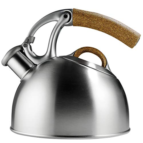 OXO BREW Anniversary Edition Uplift Tea Kettle, Brushed Stainless Steel