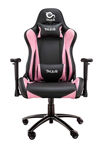 Sillas Gaming Rosa Marca TALIUS, TECH 4 U