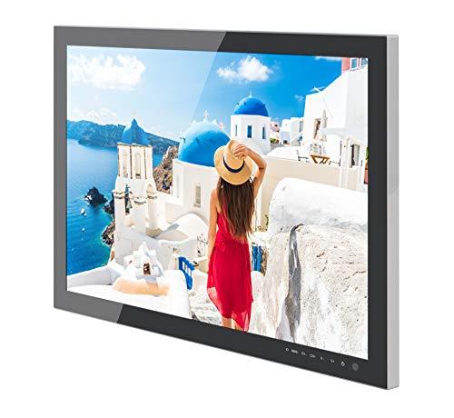 DYON Culina (24 Zoll) Ein- und Anbau Fernseher (Triple Tuner (DVB-C/-S2/T2), USB-Media Player)