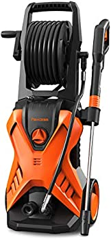 Paxcess 3000-PSI 1.76-GPM Electric Power Washer with Hose Reel