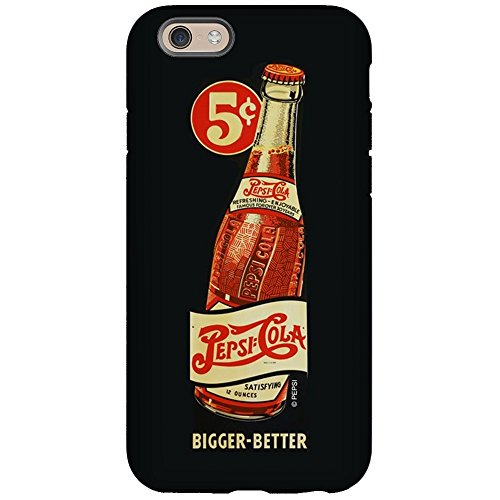 CafePress Pepsi Bottle iPhone 6/6s Phone Case, Tough Phone Shell