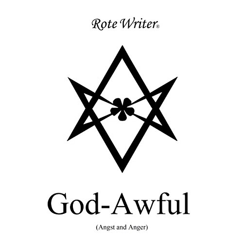 God-Awful: Angst and Anger audiobook cover art