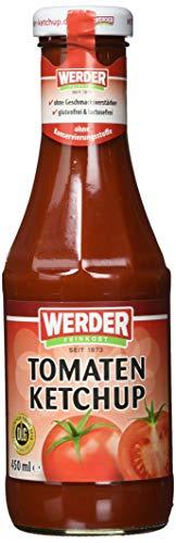 Werder Tomatenketchup, 450 ml