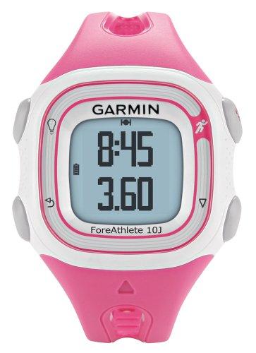 GARMIN(ガーミン) ランニングウォッチ GPS 50m防水 ForeAthlete 10J ピンク 【日本正規品】 FA10J 103912