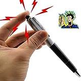 DIVISTAR Lustiger Gag Prank Trick Toys Geschenk Elektrischer Schockstift mit Batterie-Spielzeug,...