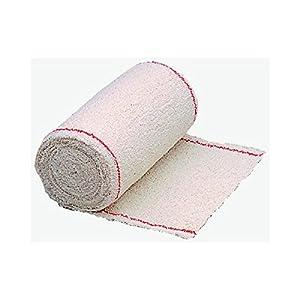 Venda Elástica de Crepe SIN LÁTEX (15 cm x 10 m)