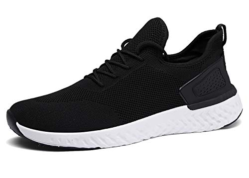 Pyjacos Zapatillas de Deporte Respirable Sneakers Zapatillas