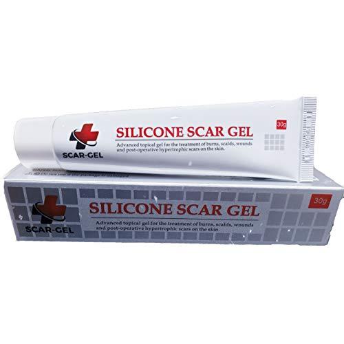 Scar-Gel–gel di silicone per la riduzione delle cicatrici, 30g