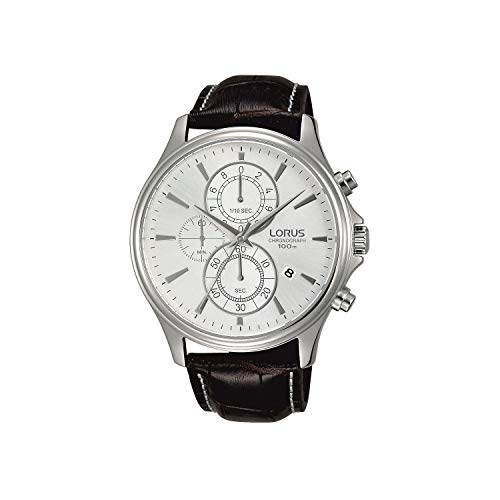 Lorus Gents Chronograph Stainless Steel Strap Watch