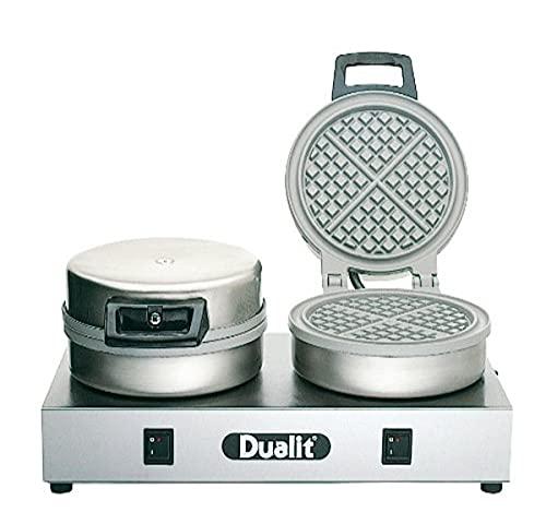 Dualit 74001 Waffeleisen/Edelstahl / 1600 Watt
