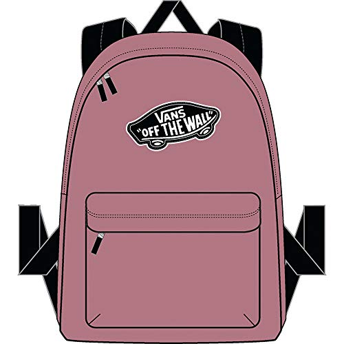 Vans REALM BACKPACK Zaino Casual 42 Centimeters 22 Viola (Nostalgia Rose)