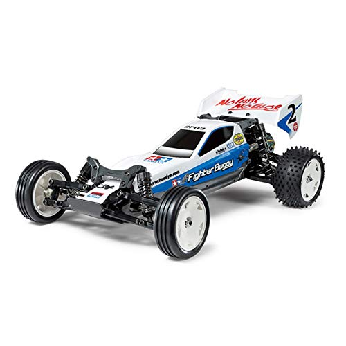 TAMIYA- RC Neo Fighter Buggy RC-Modell, 58587, Keine Angabe