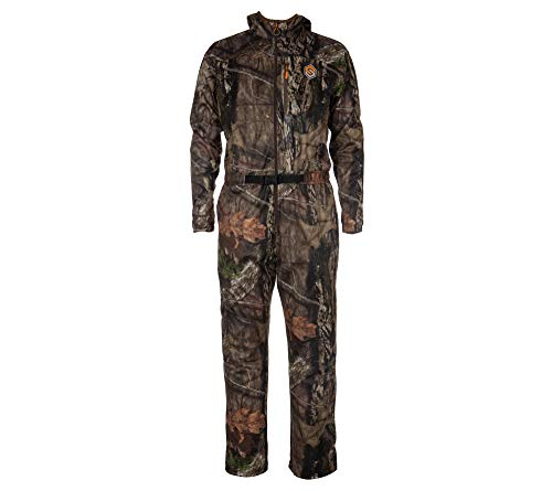 ScentLok Savanna Aero Quickstrike Coverall (Mossy Oak Country, Large)