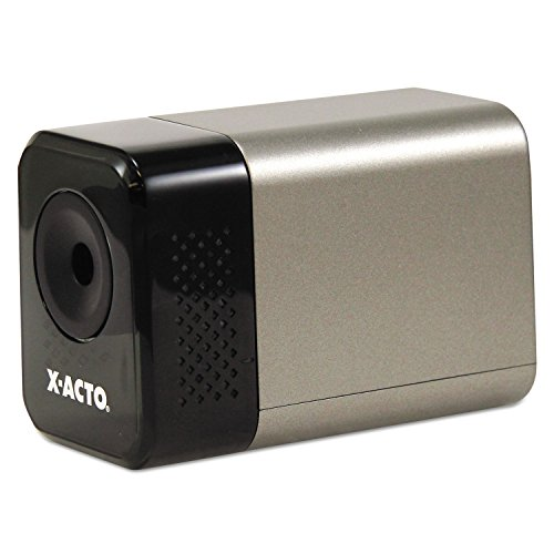 X-ACTO 1800 XLR Office Electric Pencil Sharpener, Putty