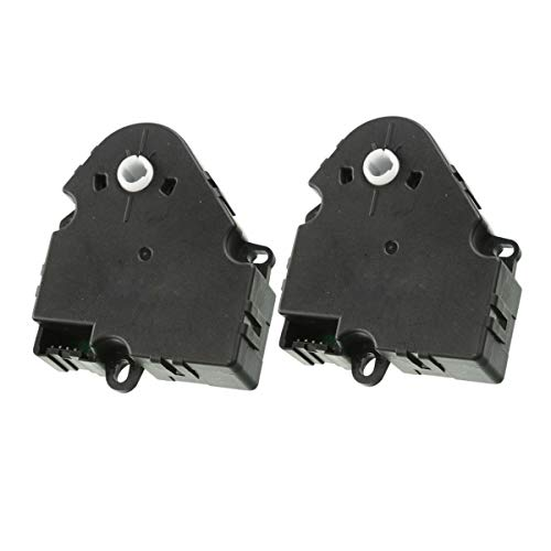 Set of 2 HVAC Air Door Actuator Heater Blend Door Levers for Chevrolet K1500 K2500 K3500 Tahoe GMC Yukon Cadillac