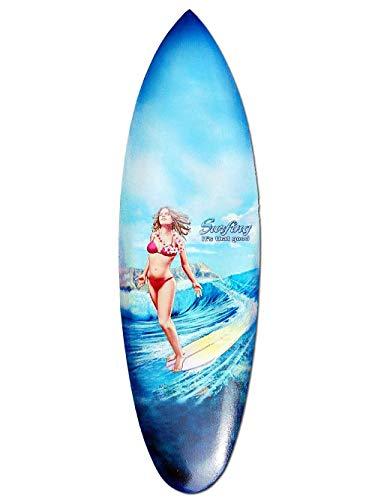 Seestern Sportswear FBA_1859 - Tabla de surf (madera, 50 cm)