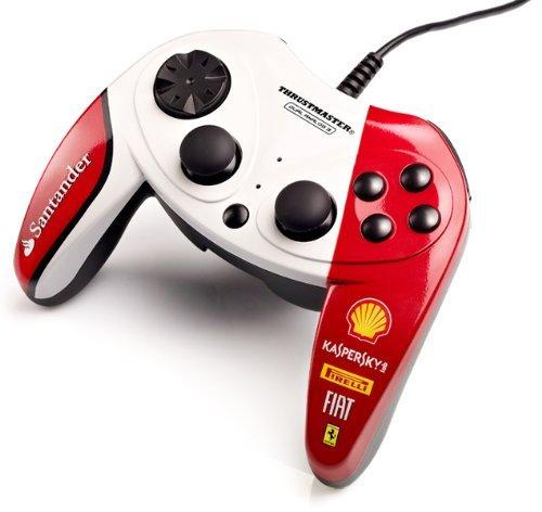 Thrustmaster F1 Dual Analoge Ferrari - F150 Exclusive Edition (Gamepad, PC)