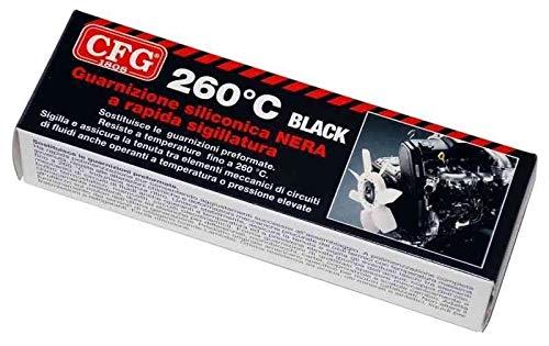 Guarnizione pasta nera 260°C