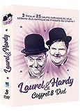 Laurel & Hardy Coffret 8DVD-3 Films et 25 Courts-métrages du Plus...