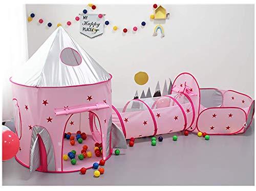 Beneyond Tienda Pop-up para niños 3en1,Carpa y túnel para Carpa Infantil,casita para...