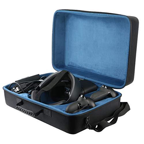 Hart Reise Schutz Hülle Etui Tasche für Oculus Rift S PC-Powered VR Gaming Headset von co2CREA (Nur Hülle)