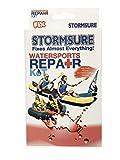Storm Sure Water Sports Repair - Set de reparación para Tiendas de campaña, Color Blanco