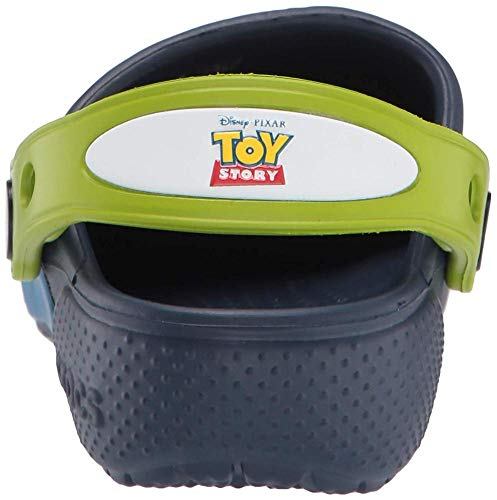 Crocs Kids' Boys and Girls Toy Story Buzz and Woody Clog