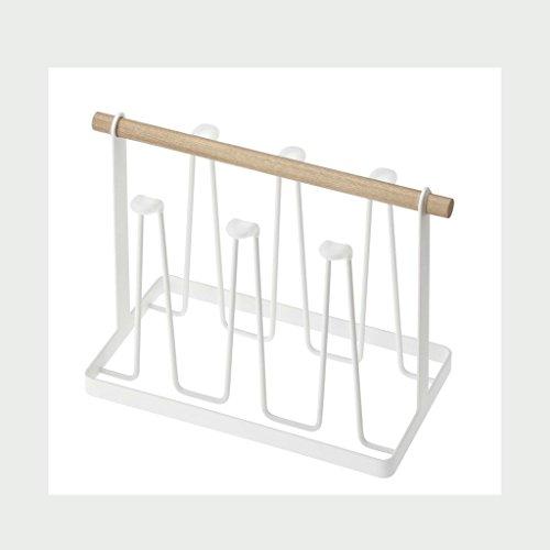 WXP Kitchen furniture - Fashion Creative Simple Cup Rack Home Cuisine Étagères de rangement Porte-théière Porte-bagages en métal Porte-bagages Porte-bagages Porte-bagages Armoires et armoires de co