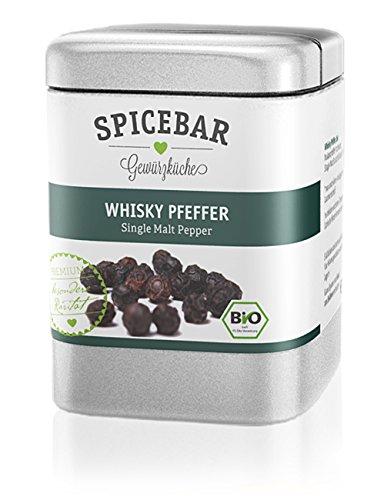 Spicebar Whisky-Pfeffer in Bio Qualität ( 1x70 g)
