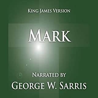 The Holy Bible - KJV: Mark cover art
