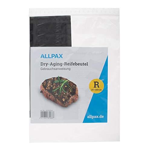 Dry Aging Reifebeutel, Membranreifebeutel, Dry Aged Beef, 25 x 300 cm (3 m Rolle)