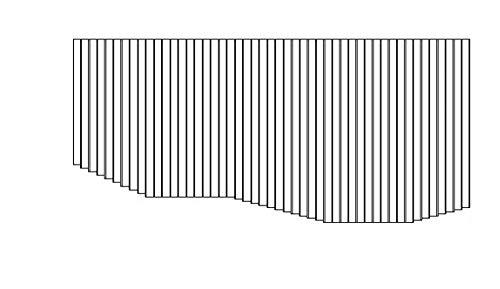 お風呂のふた トクラス (旧ヤマハ) 61L ( 品番 )BFPFTAA130A1 (後継品 GB10010705) 巻きフタ 風呂ふた 巻きふた