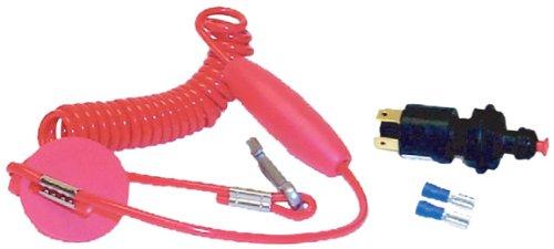 Sierra International MP40970-1, interrupteur d'arrêt d'urgence