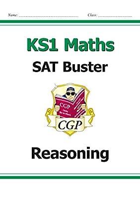 KS1 Maths SAT Buster: Reasoning (for the 2019 tests) (CGP KS1 Maths SATs) by Coordination Group Publications Ltd (CGP)