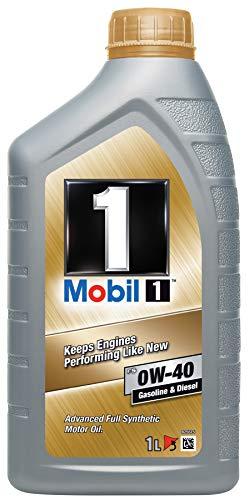 Mobil 1, olio per il motore