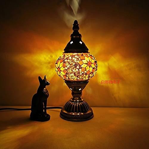 Lámpara para niños al lado de la cama Lámpara de mesa de...