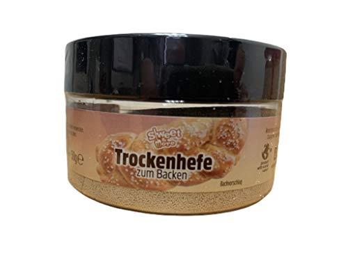 Sweet Und More Trockenbackhefe Zum Backen 50g Trockenhefe Friedis Eck