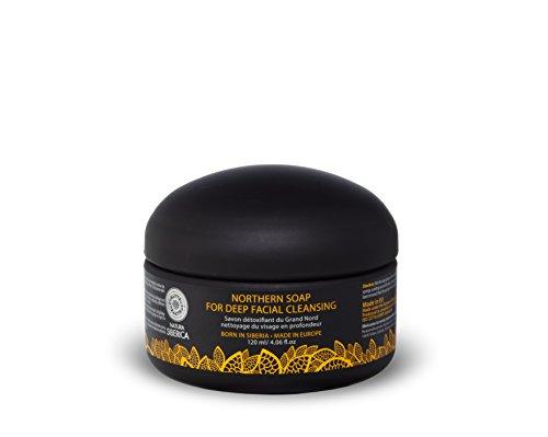 Natura Siberica Detox Jabón Negro Nórdico - 120 ml