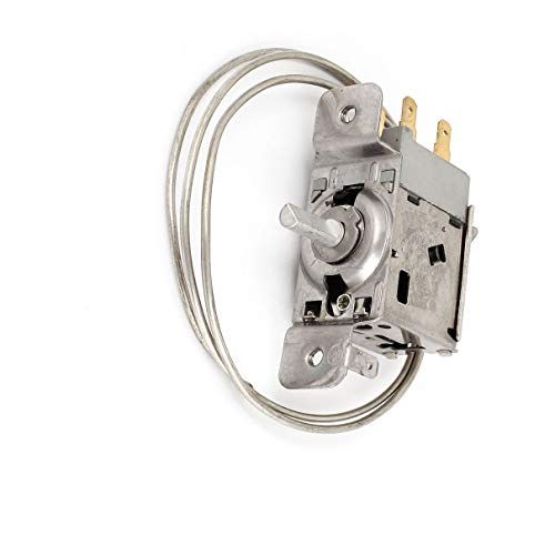 Aexit Kühlschrank 3 Pin Temperaturregler Thermostat WDF18 AC220V-250V (4f7bc496879db18b41b82b4a13c17ded)