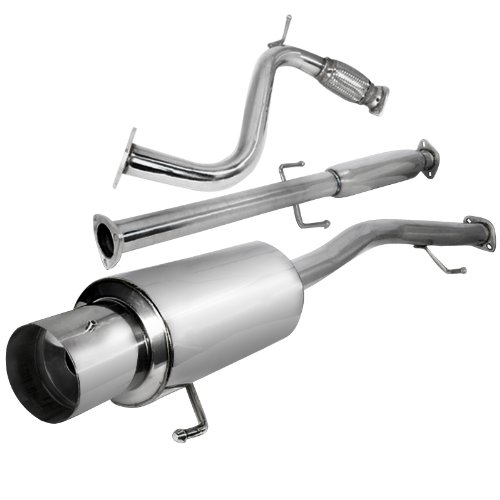 Spec-D Tuning for Honda Accord Ex Dx N1 Style Catback Exhaust System