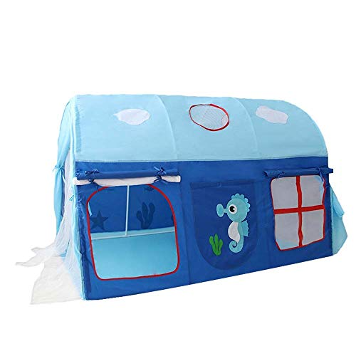 Ysswjzzzz Indoor/outdoor game tunnels and game tents, children's bed tents, baby girl boy children's toys
