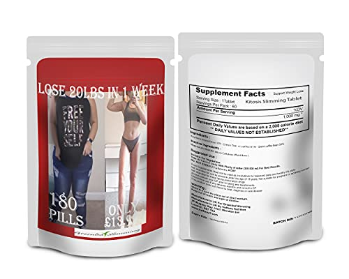 Ketogenic Fat Burners - Keto Diet Pills Metabolism Booster Promotes Ketones Weight Loss Supplement for Men and Women Vegan Friendly (180 Tablet)