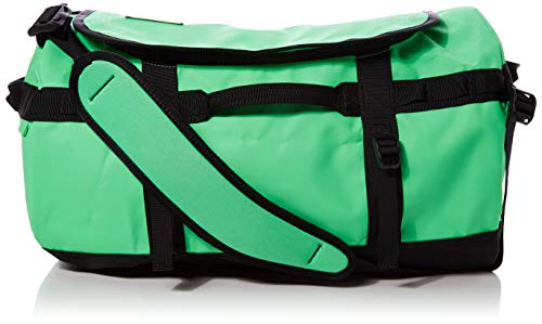The North Face Base Camp-S Mochila Duffel, Unisex Adulto, chlrphygn/Tnfbl, OS